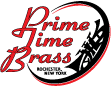 Prime Time Brass | Rochester, NY Logo