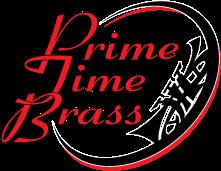 Prime Time Brass | Rochester, NY Retina Logo